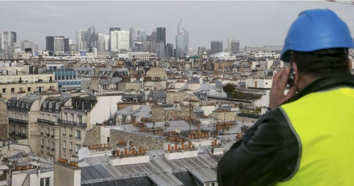 Où sont les fameux bureaux que la mairie de paris veut transformer