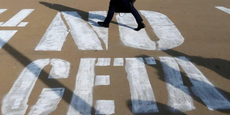 """La signature du CETA bloquée par le """"non"""" wallon"""