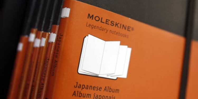 Le belge D'Ieteren s'offre les carnets Moleskine