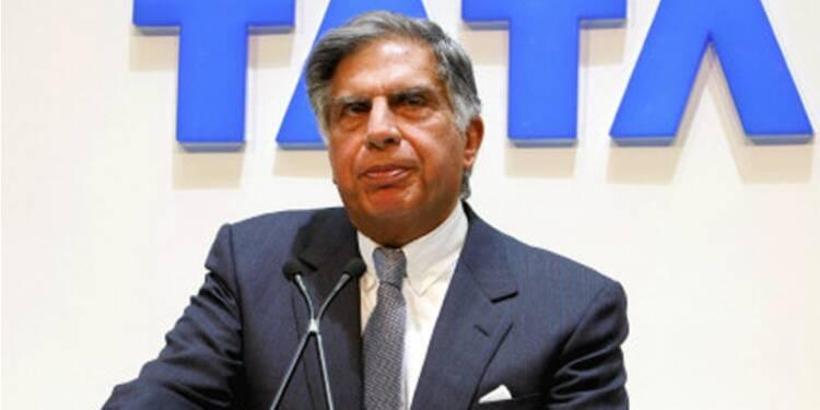 Ratan Tata (né en 1937), Tata Group : il a modernisé et mondialisé le premier groupe industriel indien