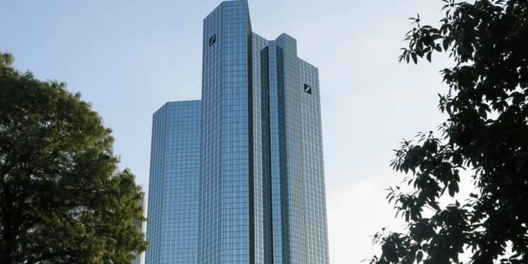 Déjà très fragilisée, Deutsche Bank écope d'une amende de 7 milliards aux Etats-Unis