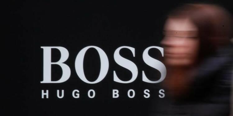 La BaFin enquête sur un possible délit d'initié sur Hugo Boss
