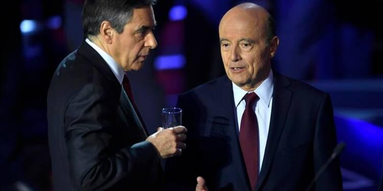 Juppé et Fillon continuent à s'opposer sur l'avortement