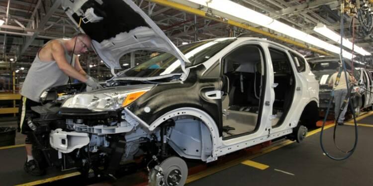La productivité en hausse au 3e trimestre aux USA
