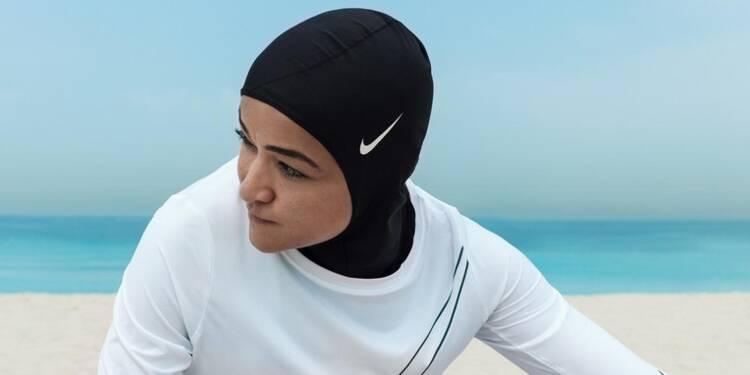 Nike va sortir un voile pour le sport féminin