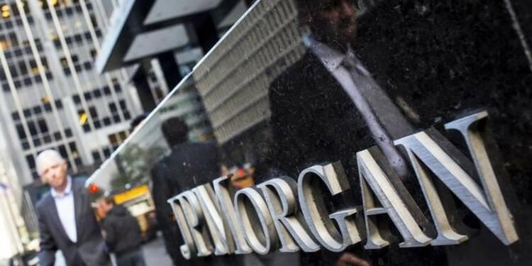 JPMorgan voit l'euro chuter de 10% en cas de victoire de Le Pen