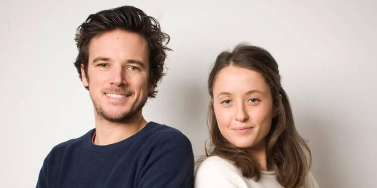 Maxime Brousse et Charlotte Cadé : ils font passer la brocante à l'ère digitale