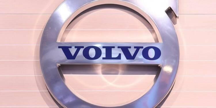 Volvo prédit des ventes record en 2017 avec ses nouveaux modèles