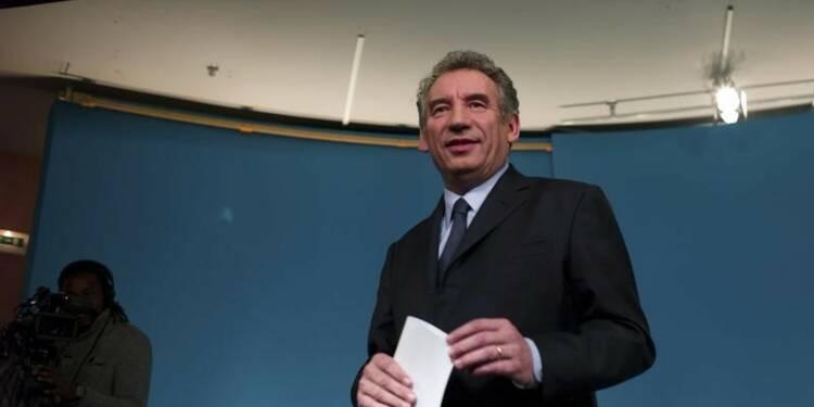 Bayrou veut bâtir un projet différent de Fillon