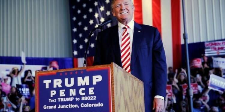 Débat de la dernière chance pour Trump face à Clinton