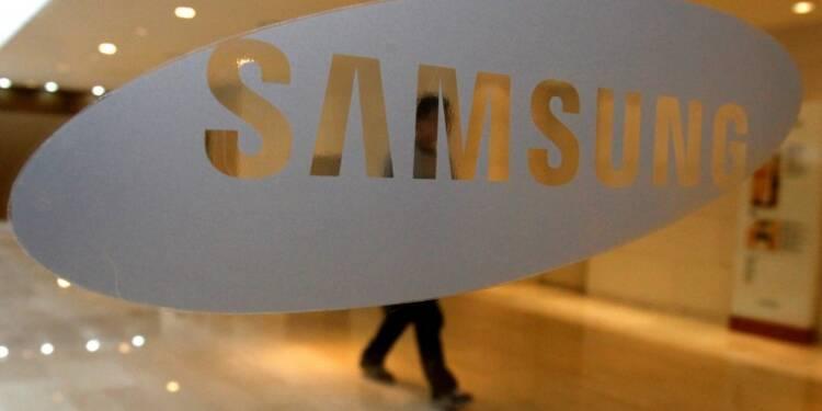 Malgré le Galaxy Note 7, les profits de Samsung bondissent grâce aux puces