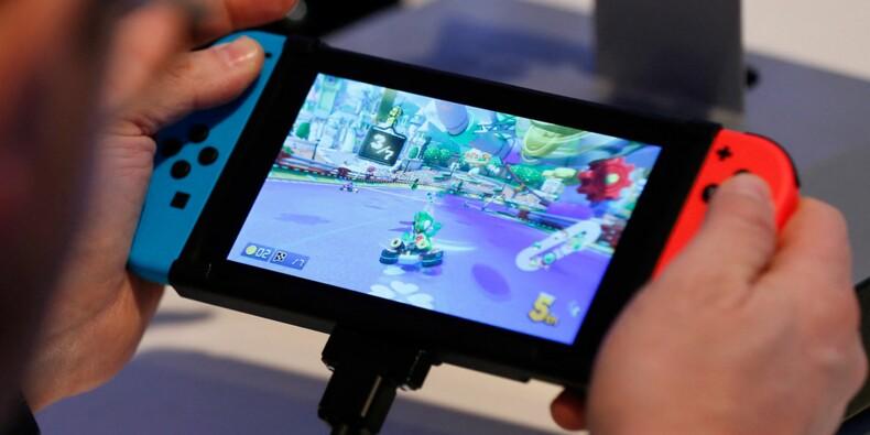 La console Switch de Nintendo... va-t-elle plaire ?