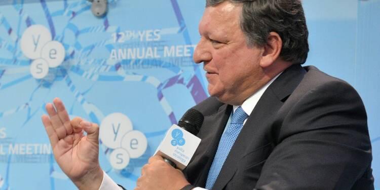 Barroso/Goldman Sachs : pas d'infraction mais manque de jugement