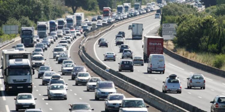 Le marché automobile rechute en mai