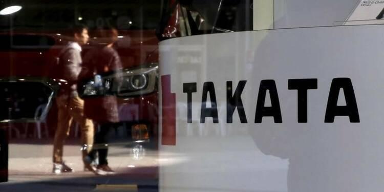 Takata envisage de déclarer sa filiale américaine en faillite