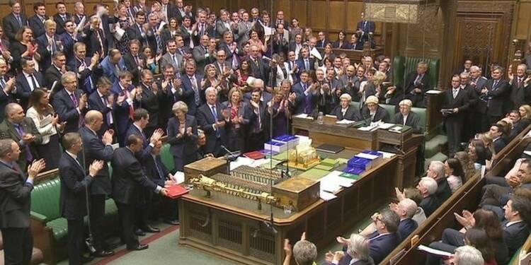 Pas de vote au Parlement britannique sur le Brexit, dit May