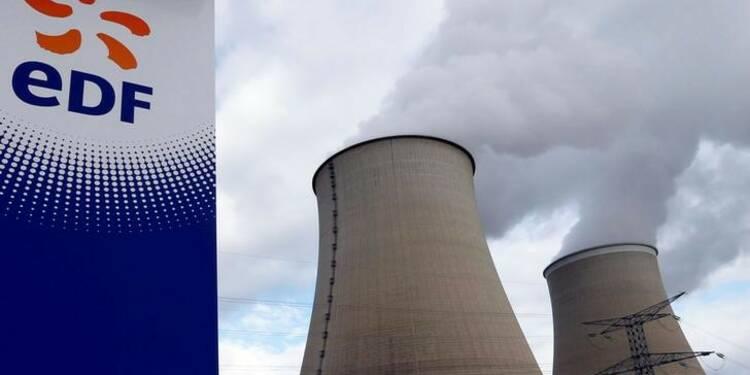 EDF abaisse à nouveau ses objectifs de production et d'Ebitda