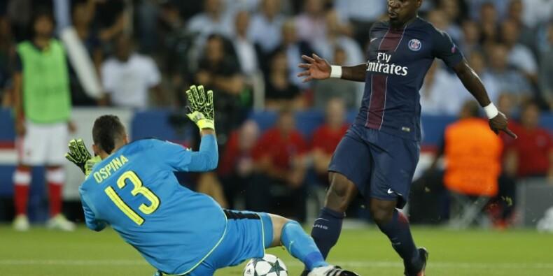 Le joueur du PSG Serge Aurier condamné à de la prison ferme