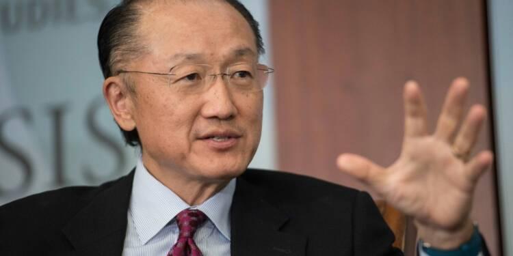 Banque mondiale: second mandat quasi assuré pour Jim Yong Kim