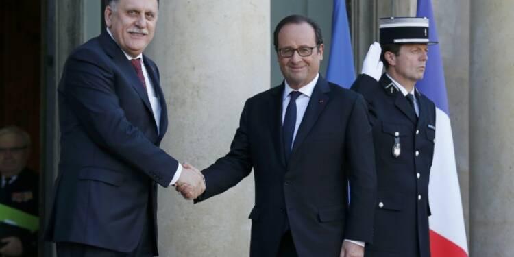 Paris en faveur d'un élargissement du gouvernement libyen