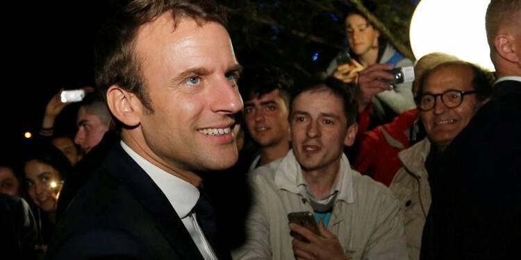 Macron prend acte de la fin du front républicain