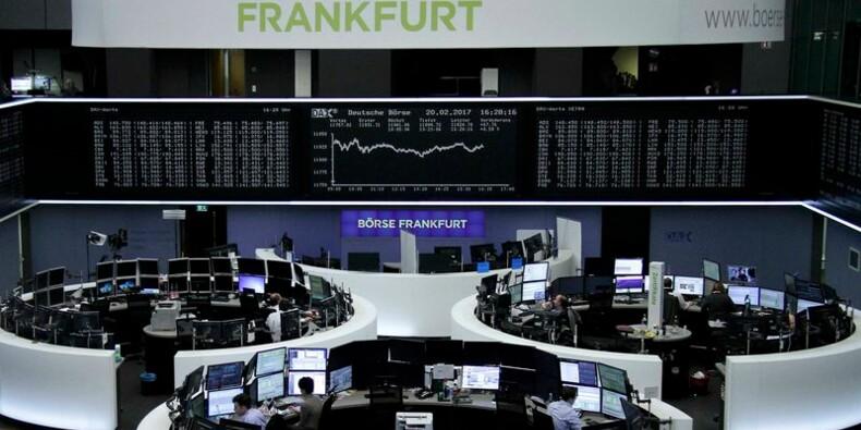 Les marchés européens clôturent inchangés, sauf Francfort