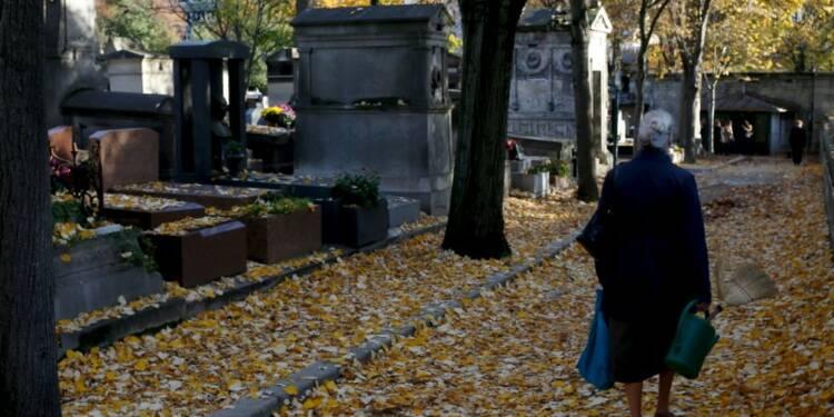 Nombre de décès en France record depuis l'après-guerre