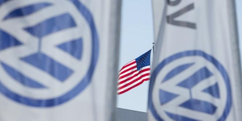 VW parvient à un accord sur 80.000 véhicules diesel aux États-Unis