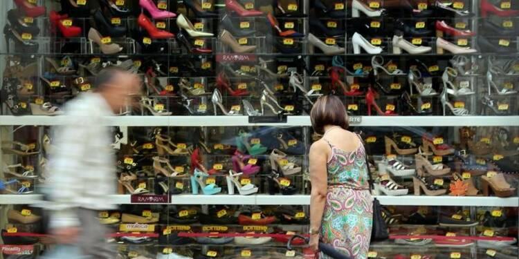 La confiance du consommateur s'améliore en janvier