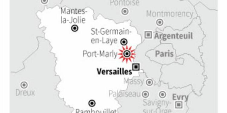 Deux blessés par balles devant un supermarché des Yvelines