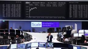 Les Bourses européennes en hausse à mi-séance