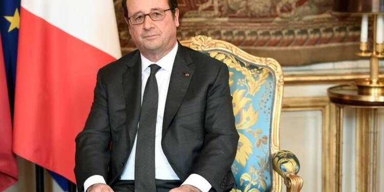Hamon, Hollande ne parlent pas de soutien au candidat PS