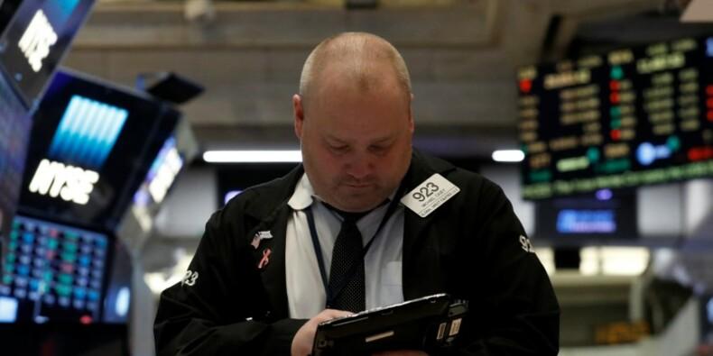 Wall Street sans tendance avant la Fed