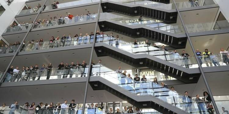 Légère amélioration du climat des affaires en Allemagne