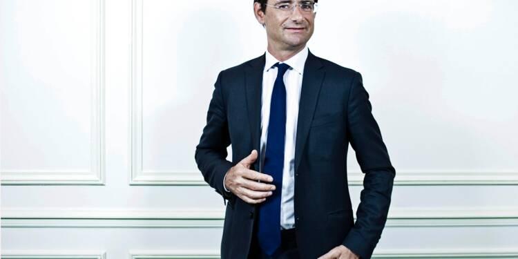 """Nicolas Dufourcq : """"Pour réussir, il faut avoir un grain de folie et un tableur excel dans la tête"""""""