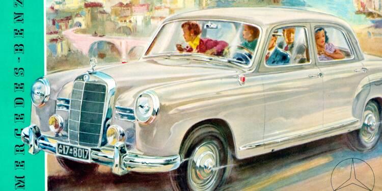 Mercedes : 130 ans et toujours au top !