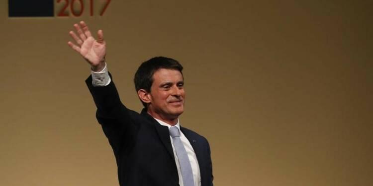 Valls refuse de soutenir le programme de Hamon
