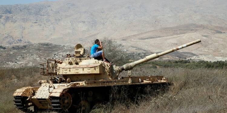 L'armée israélienne dément avoir perdu un avion en Syrie