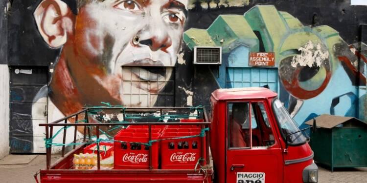 Coca-Cola prêt à racheter la part d'AB InBev dans une filiale africaine