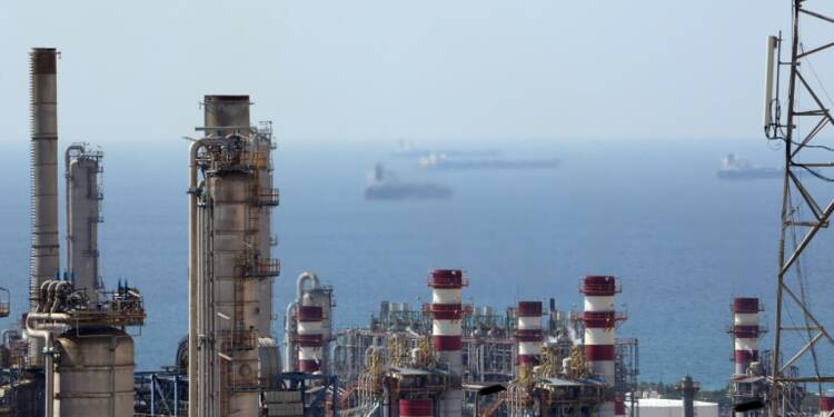 Iran: accord de principe avec le Français Total pour un important champ gazier (officiel)
