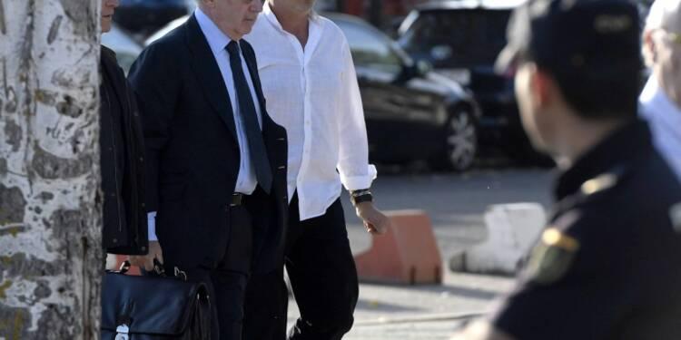 """Jugé pour détournement, l'ex-patron du FMI Rodrigo Rato assure que tout était """"légal"""""""