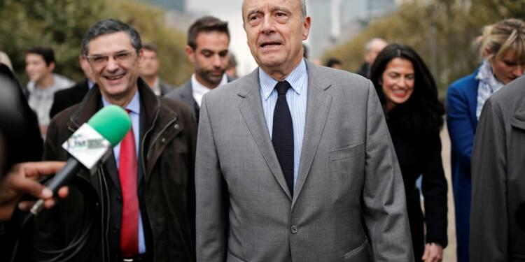 Juppé toujours favori du premier tour, devant Le Pen