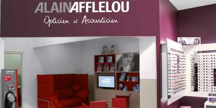 Alain Afflelou s'apprête à faire son grand retour en Bourse