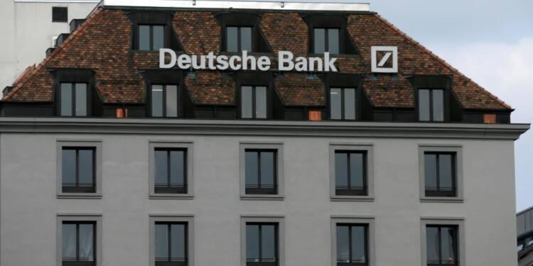 Le Département américain de la Justice enquête sur d'ex-salariés de Deutsche Bank