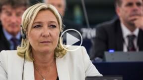 Le cafouillage et l'enfumage de Le Pen sur l'euro