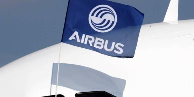 Airbus relève sa prévision pour la demande chinoise d'avions