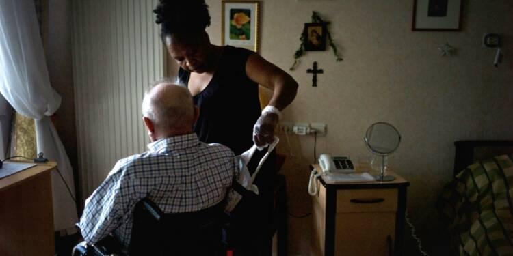 Aide à domicile: 50 millions d'euros de plus en 2017