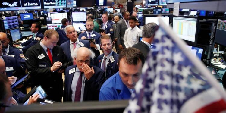 Le Dow Jones perd 0,26%, le Nasdaq cède 0,18%