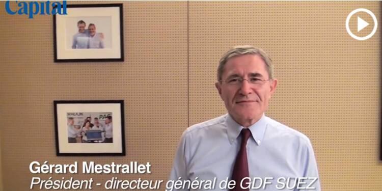 Le bureau de… Gérard Mestrallet, président directeur général GDF-Suez