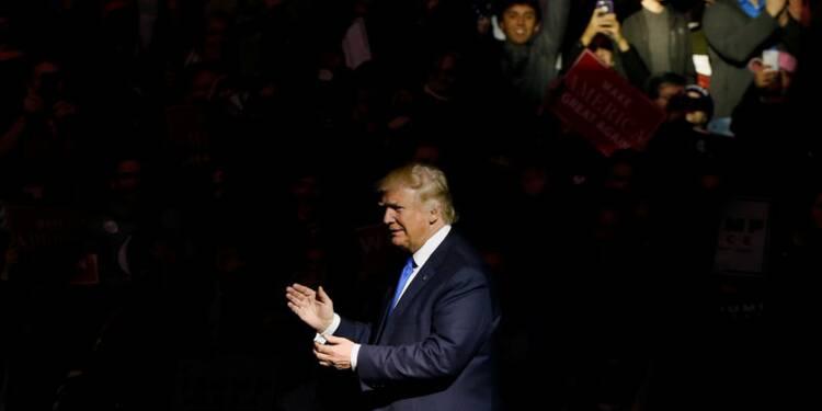 Une victoire inattendue se dessine pour Donald Trump